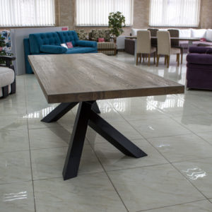 rustikke spisebord sæt