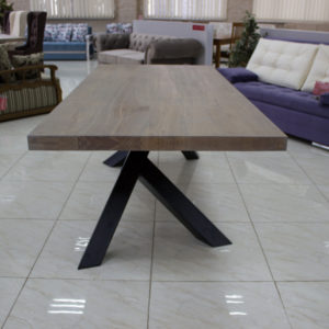 rustikke gårdhave spisebord
