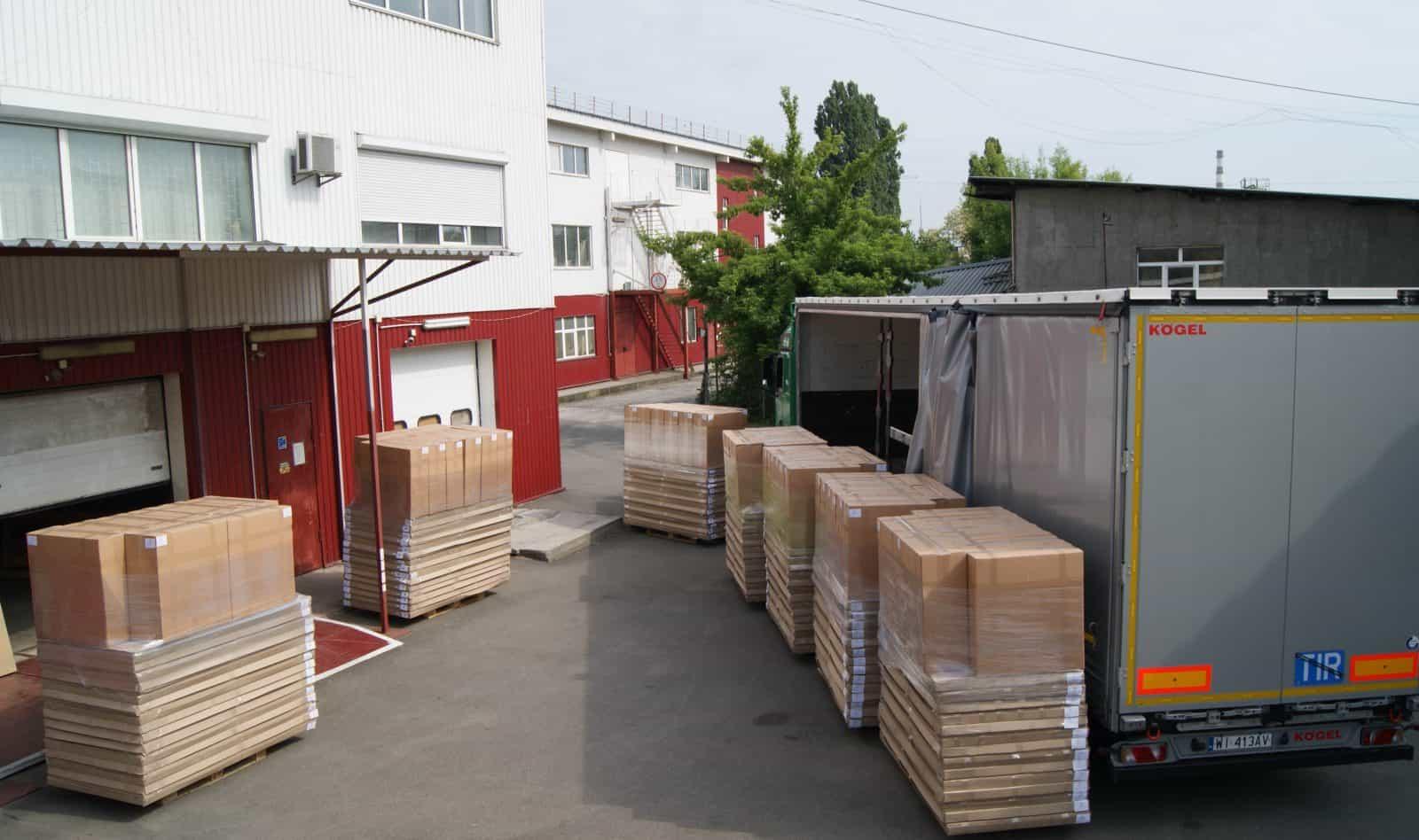 transport møbel fabrik