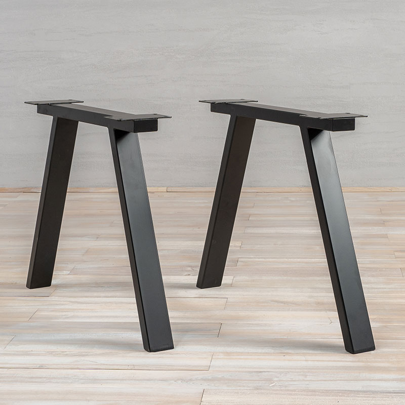 Metal Table Legs A Shape