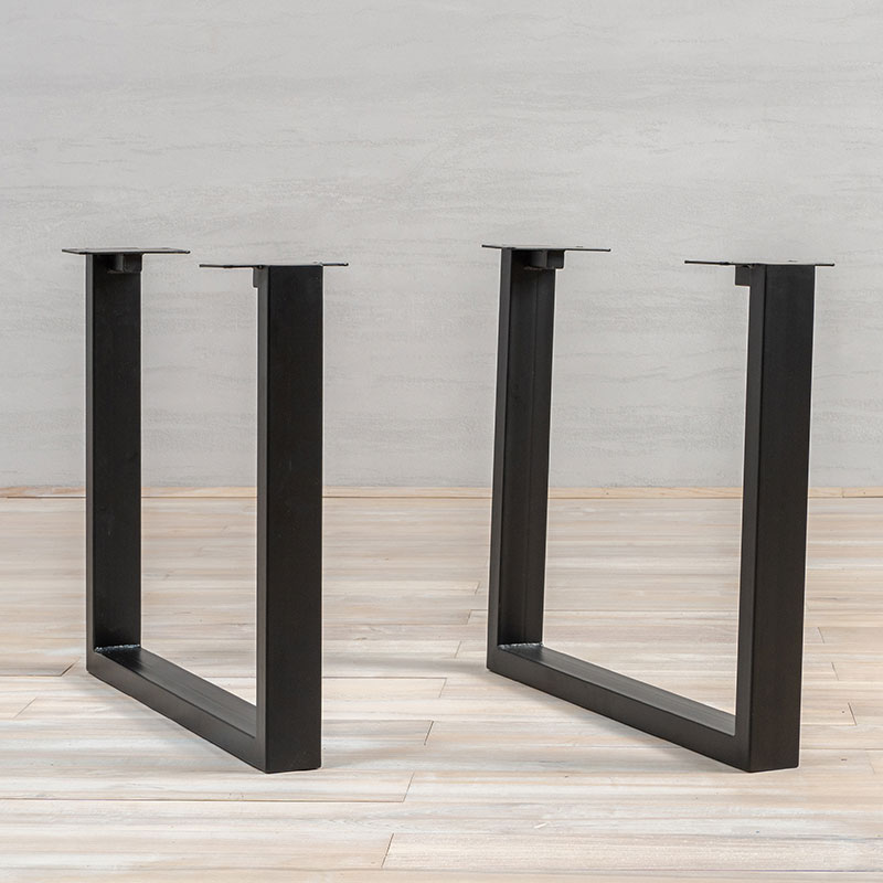 Metal Table Legs U Shape