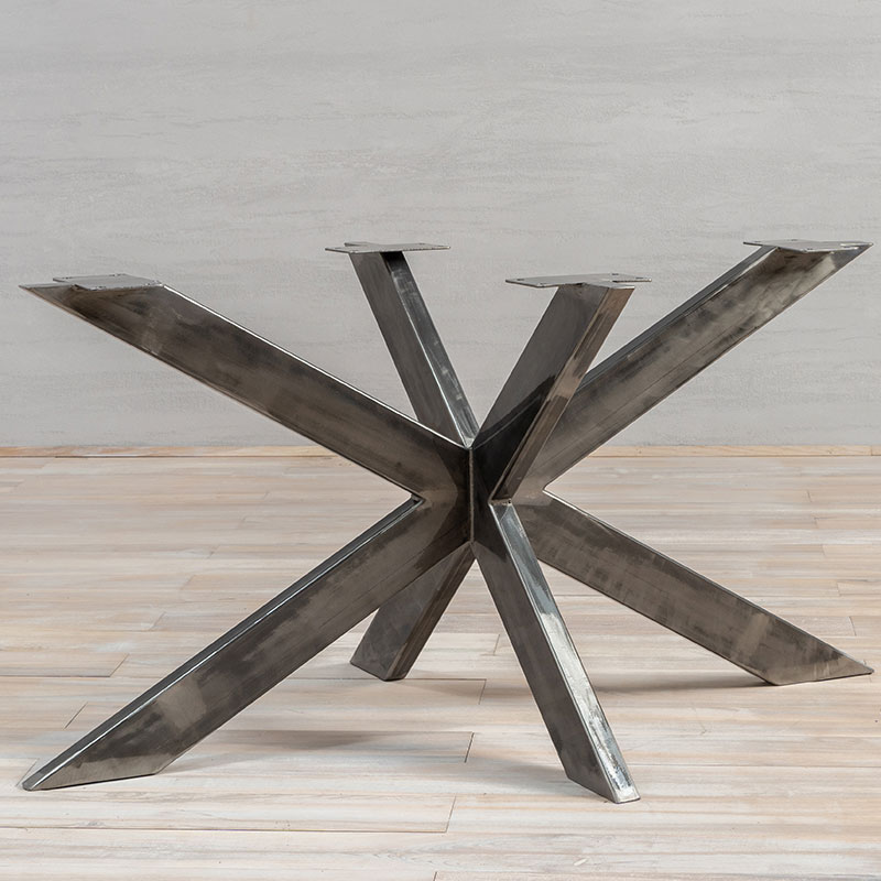 Industrial Table Legs No Cover